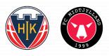 Hobro IK - FC Midtjylland