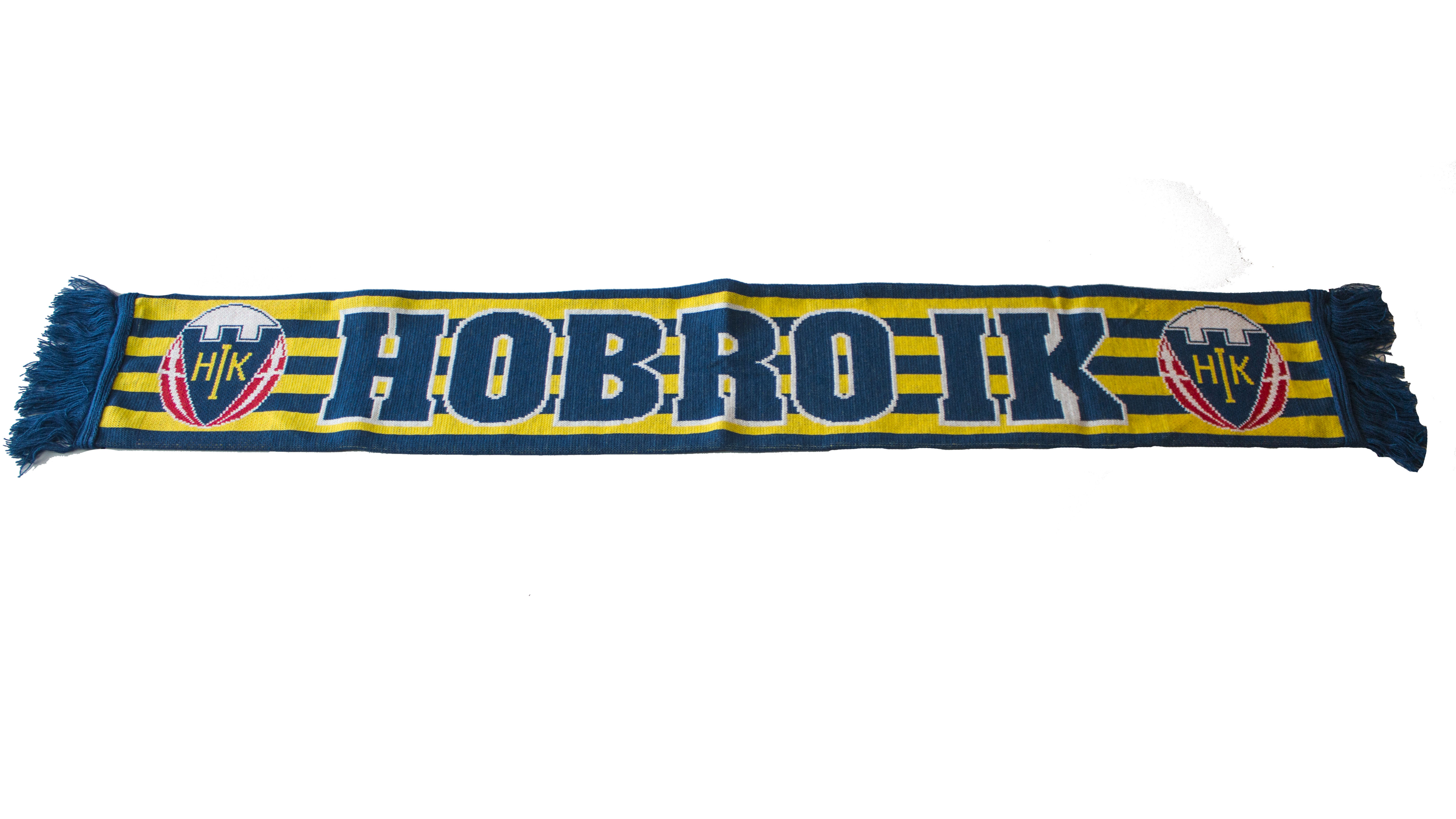 Hobro IK halstørklæde since 1913.jpg