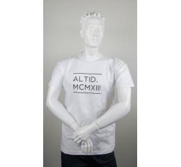 Altid 1913 T-shirt (Hvid)